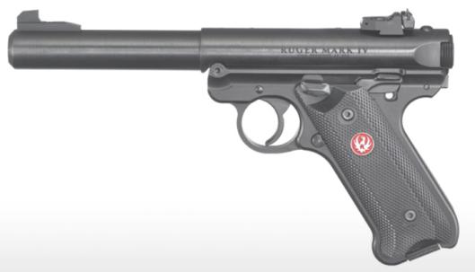 Ruger Mark IV Target Model